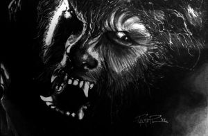 Wolfman by AllenP