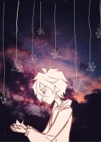 Not A Thousand Cranes Could Bring You Back by arrival-layne