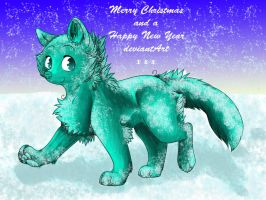.:Kiani christmas:. by Chocolatesundae123