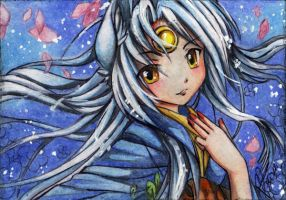 ACEO: Yuuki by Funarie