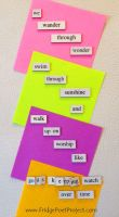 The Daily Magnet #56 by FridgePoetProject