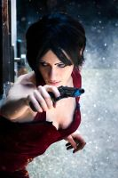 Ada Wong Shooting - May 2013 #14 by Rito-Suzuki