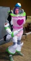 Mrs. Nesbit Cosplay by Rahndom