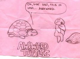 Awkward Turtle by Alexander414