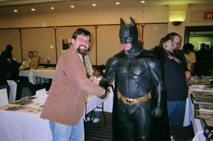 Batman and Me pic two by herbertzohl