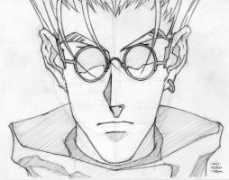 vash the stampede by reijr