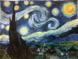 Starry Night by yinkheay