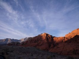 Red Rock Canyon 04 by damienkerensky