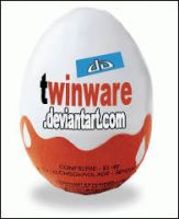 TwinId III  - Kinder Surprise by twinware