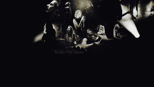 Alice In Chains - Bleed The Freak Wallpaper by ParanoiaGod69