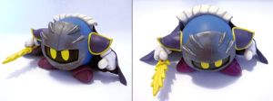 Meta Knight 2 by vrlovecats