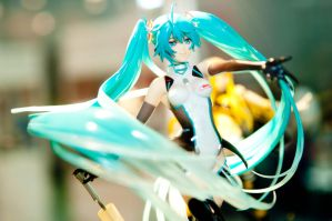 GOOD SMILE Racing Hatsune Miku 2011 by Etherien
