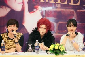 Yuegene Fan Meeting in VietNam by hoangversus