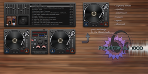 Phantom Dj 1000 by phantommenace2020