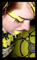 Yellow biohazard 2 by Winged-Creations