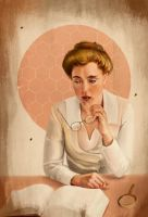 Mary Russell by rflaum