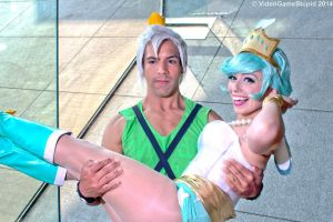 Otakon 2014 - Jorgen and the Tooth Fairy(PS) 18 by VideoGameStupid