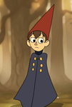 Over the Garden Wall - Wirt by theEyZmaster