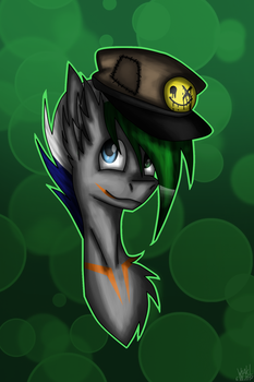 A hat from chilldhood by Wiakl
