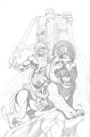 He-Man by seanforney