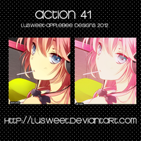Action 4O by LuSweet
