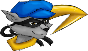Sly Cooper by Ziratoni