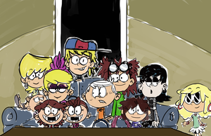 The Loud House? by OasisCommander51