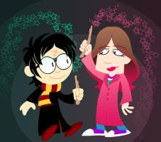 Harry and Emmy by yooki42