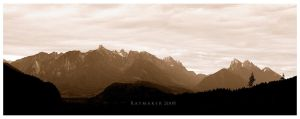 Mt. Index Valley Pano by Raymaker