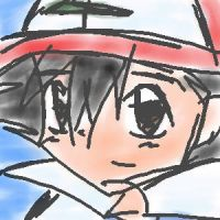 Ash - Simple by DragonessBahamut