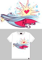 Remuse T-Shirt Graphics 1 by Rockfield
