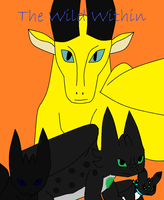 The Wild Within Cover by Wilddragongirl