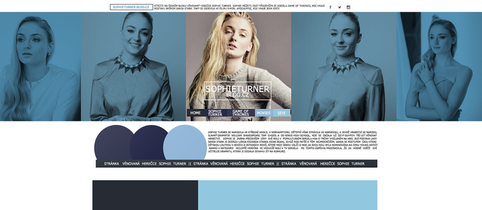 SophieTurner.blog.cz no6 by EllieLannister
