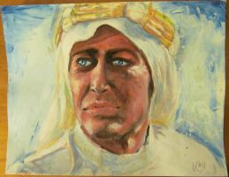 Lawrence of Arabia by PageOHaraWriter