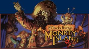LeChuck's Revenge by TheBlueCasket
