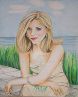 Reese Witherspoon at Water by Schnellart