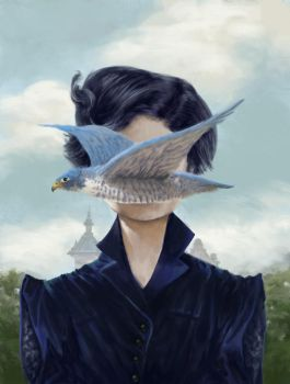 Miss Peregrine by faust8