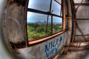 Nice View by 5isalive