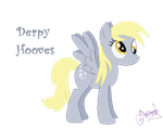 Derpy Hooves by Ameyal