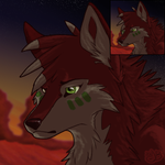 Swiftkill - icon commission by redtail-jess