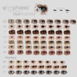 Realistic Eye Tutorial (step by step) by putemphasis