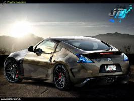 Nissan 370z R by Joel-Design