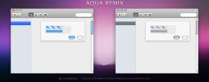 Aqua Remix SL theme by Lukeedee
