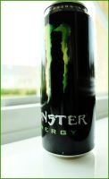 Monster Energy by xMandy92x