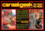 CEREAL: GEEK by deemonproductions