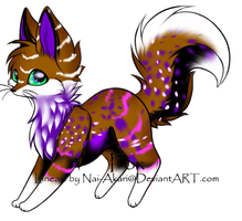 Fox Custom by Okami-Heart