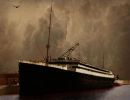 It's Too Late to Apologize- II by RMS-OLYMPIC