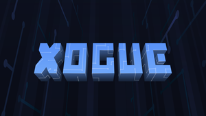XOGUE Youtube Channel Art by FiftyWalrus