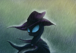 Damp, Pony Justice by Hewison