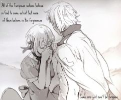 God and the European Nations by PIRIHETALIA12